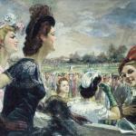 Oil framed 46x56 1934