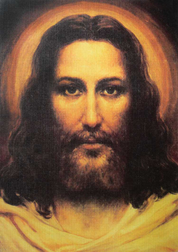 asian faces of jesus christ a Jesus is usually called jesus christ, naming jesus as the messiah or savior jesus is the central figure of christianity for some believers, jesus is the son of god.